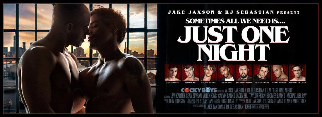 JUST ONE NIGHT: Levi Karter & Sean Zevran