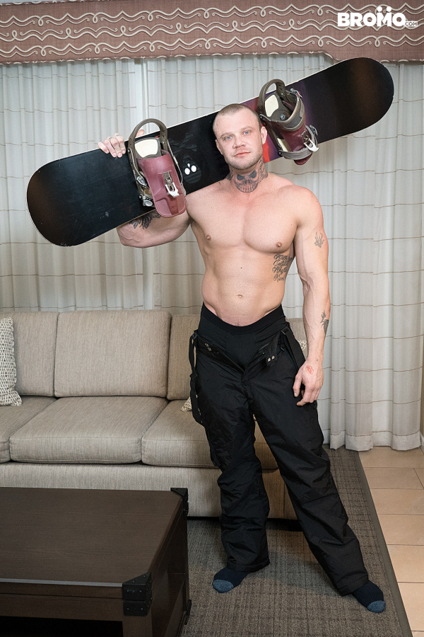 Bromo   Winter XXX Games Part 2   Featuring Asher Hawk and