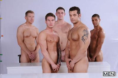 Alex Adams, Duncan Black, Marcus Ruhl, Tommy Deluca, Vance Crawford