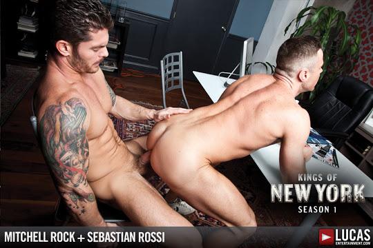 Mitchell Rock and Sebastian Rossi Flip-Fuck