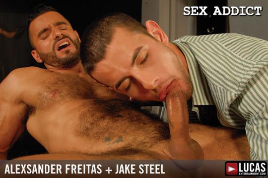 Alexsander Freitas and Jake Steel