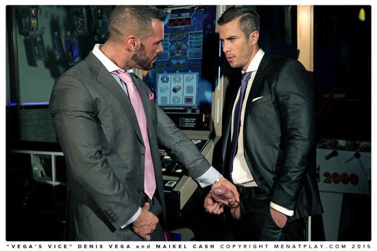 Denis Vega and Maikel Cash