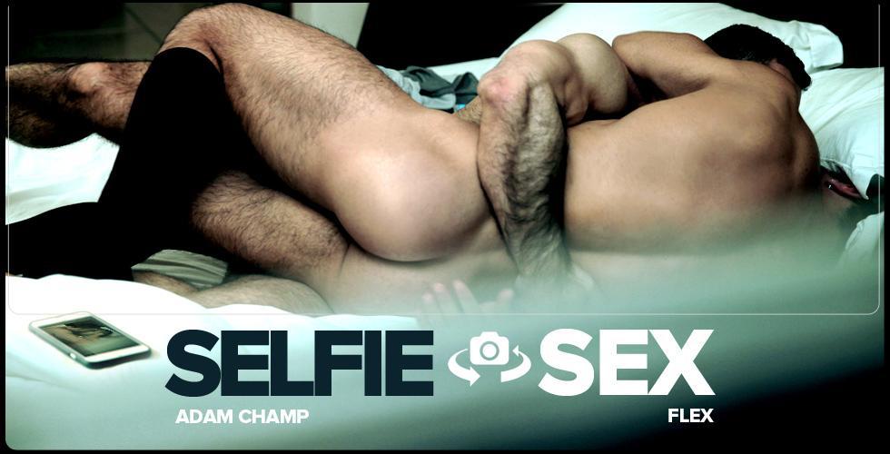Adam Champ and Flex