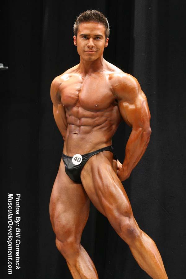 Maxwell Carlisle - 2007 NPC USA Championships
