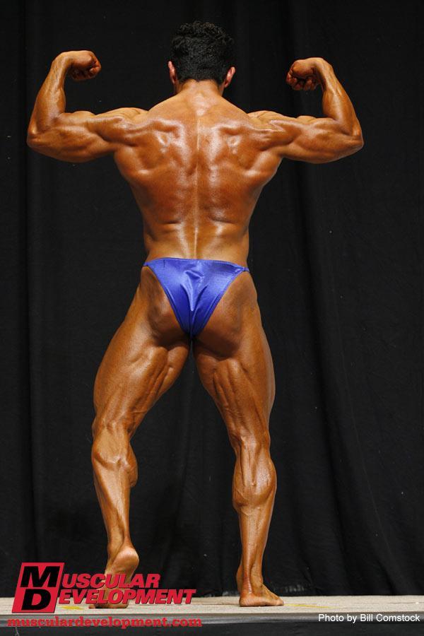 Daniel Rocha - 2009 NPC USA Bodybuilding Championships
