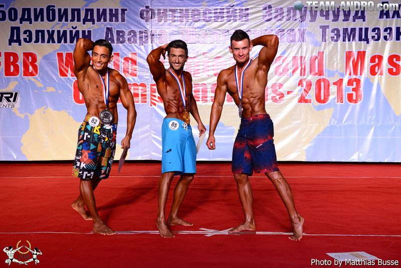 2013 IFBB World Juniors and Masters Championships