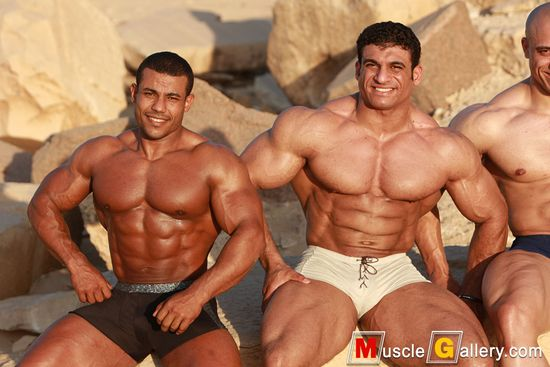 Mohamed Zakaria and Friends