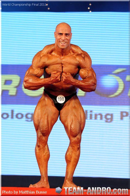 2011 IFBB World Men's Amateur Championships