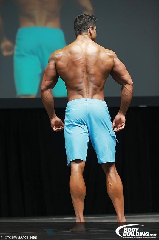 Dean Fazzolari - 2013 IFBB Toronto Pro
