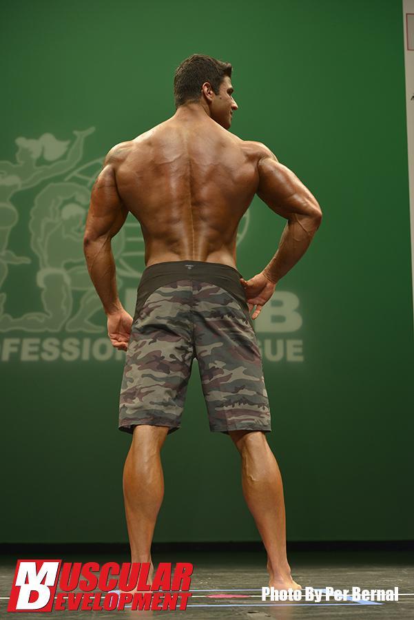 Dean Fazzolari - 2013 New York Pro