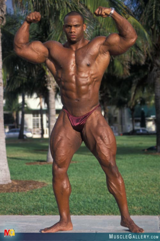 MuscleGallery Lionel Brown