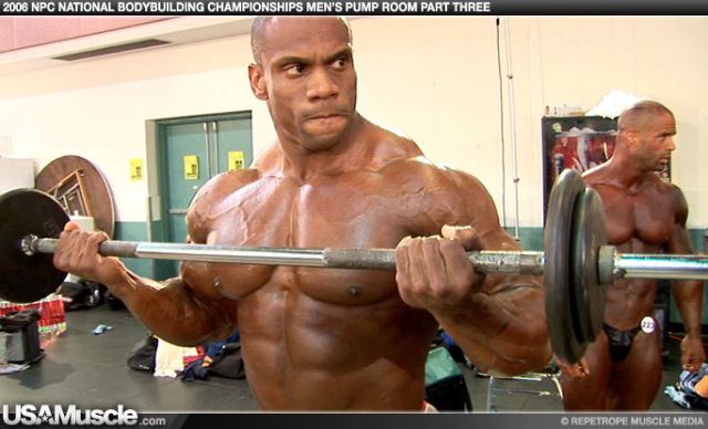 Lionel Brown - 2006 NPC National Championships