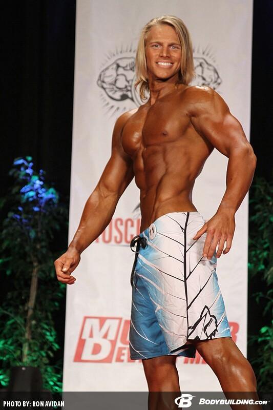Derek Lemm - 2013 IFBB Titans Grand Prix