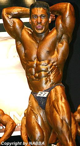 2006 NABBA Universe