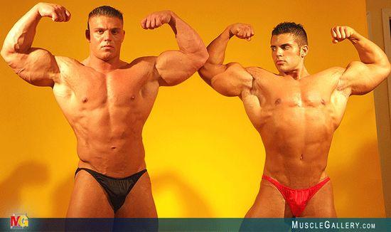 P.J. Braun and Chris Jalali