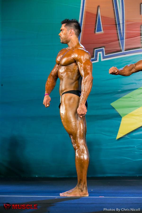 2014 Arnold Amateur Brazil