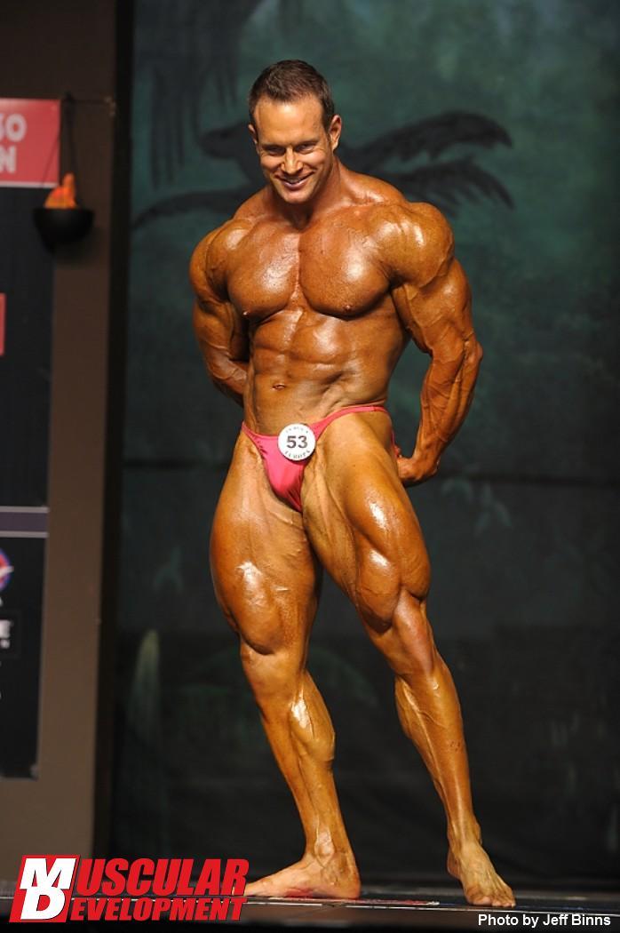 Jeff Dwelle - 2011 NPC Europa SuperShow