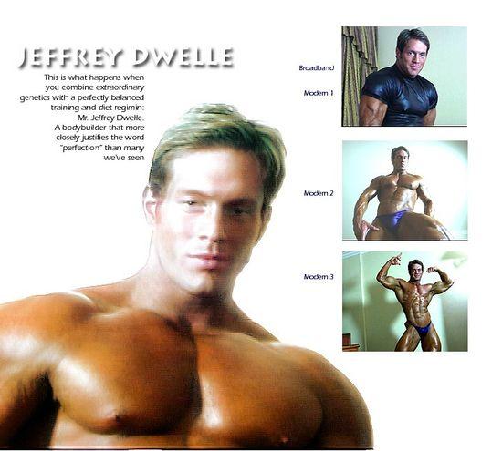 Jeffrey Dwelles - Cinema 558