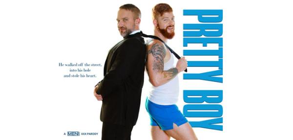 Hot gay band