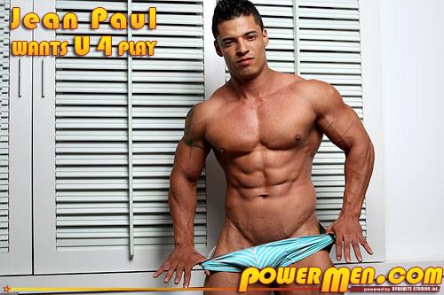 Powermen Jean Paul