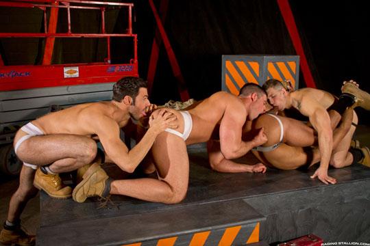 Derek Atlas, Dario Beck, David Benjamin and Sebastian Kross