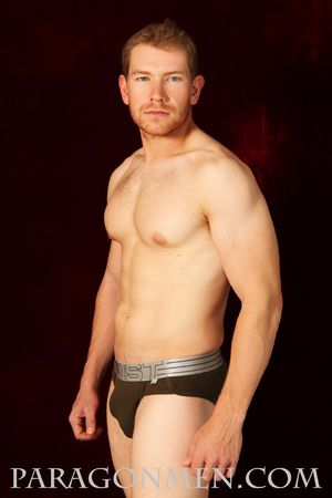 Alex Adams - Paragon Men February 2013