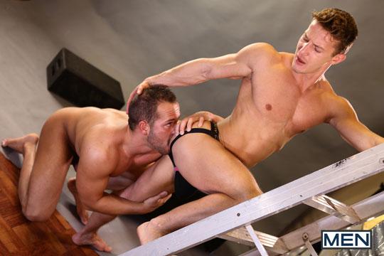 Luke Adams & Darius Ferdynand
