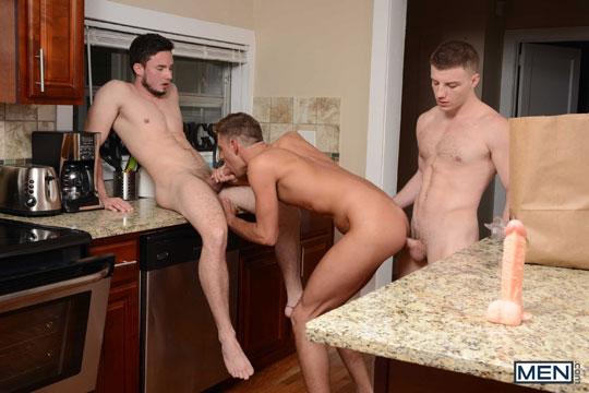 Andres Moreno, Doug Acre, Luke Alexander