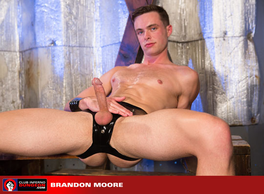 Alessio Romero and Brandon Moore