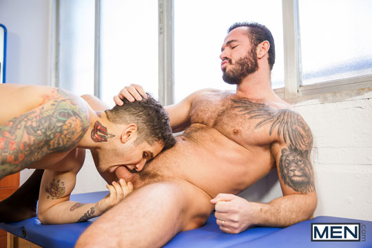 Pierre Fitch & Jessy Ares