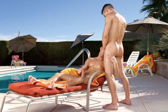 Darius Ferdynand and Anthony Verusso