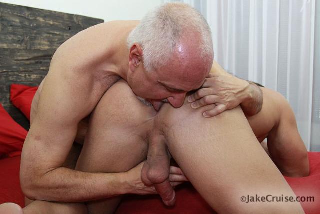 Rudolf Schneider and Jake