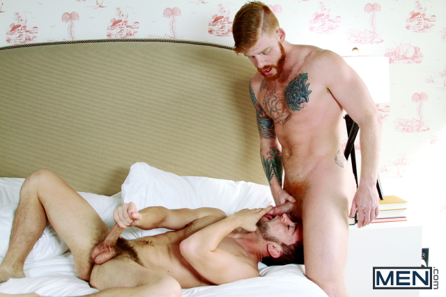 Colt Rivers and Bennett Anthony