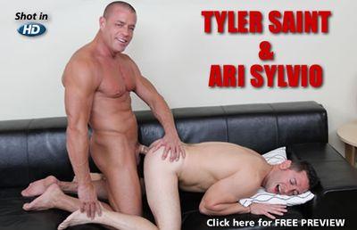 Tyler Saint & Ari Sylvio