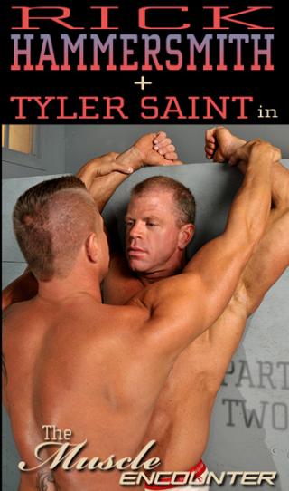 Rick Hammersmith and Tyler Saint