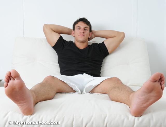 Josef's Flip-Flops and Size 11 Bare Feet - 31