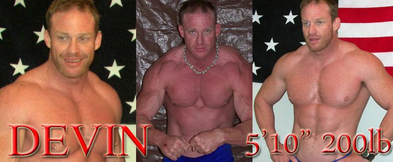Thunder TV Wrestling Devin