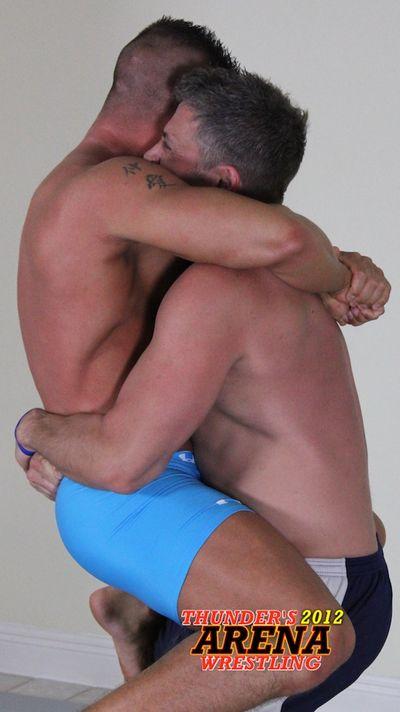 Halloween Havoc 2012 Braden Charron vs Brendan Cage