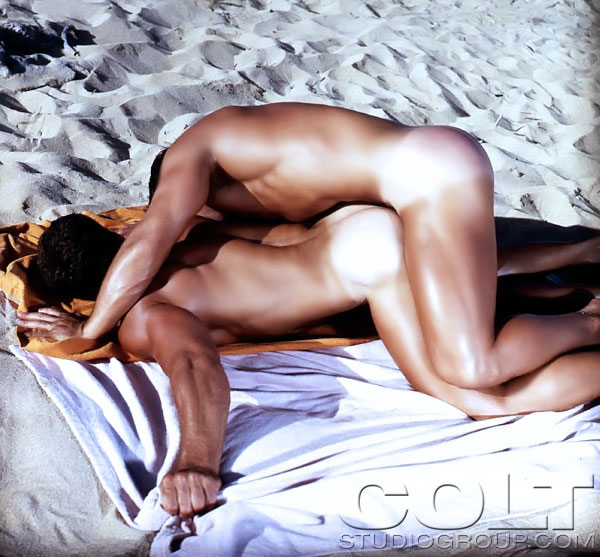 Colt Men Rick Wolfmier and Mike Betts
