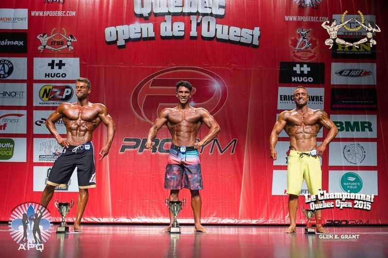 2015 Quebec Provincial Championships