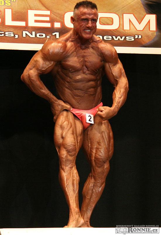 Bodybuilder Beautiful: Ed Rhinehard