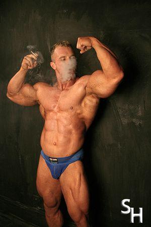 Constantinos Demetriou with Cigars