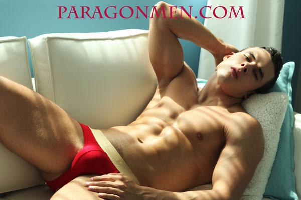 Alex - Paragon Men July 2015