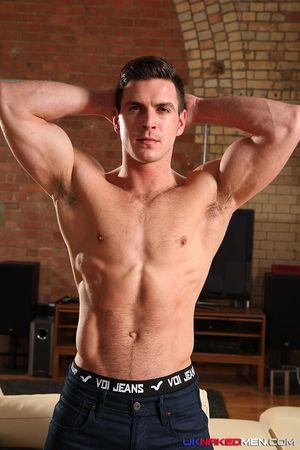UK Naked Men Paddy O'Brian