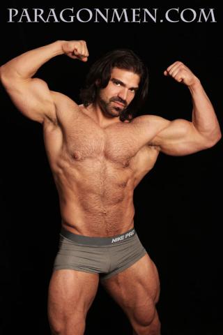 Jared Degado - Paragon Men May 2012