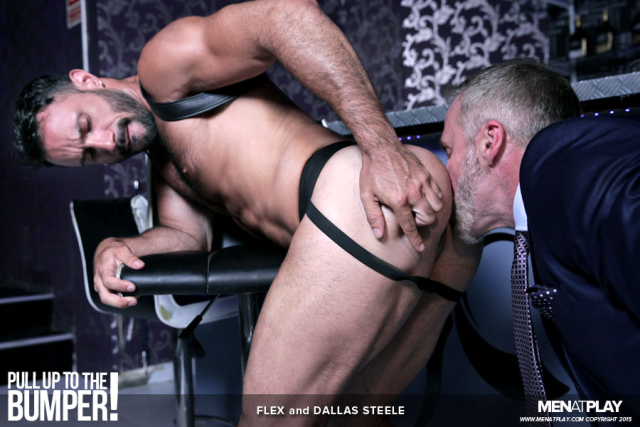 Dallas Steele and Flex
