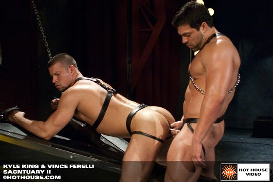 Kyle King and Vince Ferelli