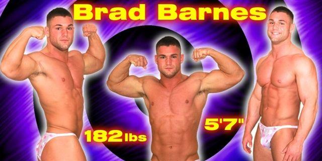 Thunders Arena Brad Barnes