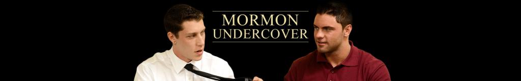 Men Series Mormon Undercover