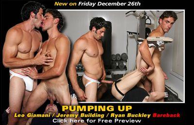 Leo Giamani, Jeremy Bilding, Ryan Buckley
